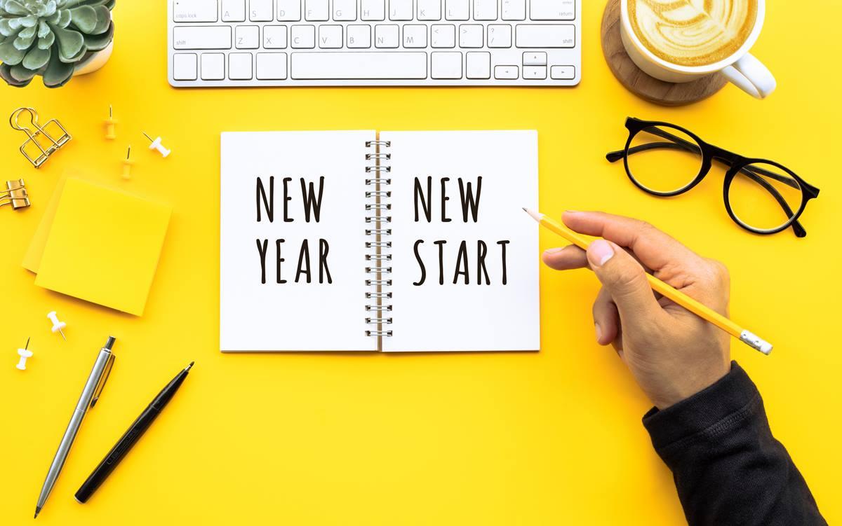 เริ่มต้นปีใหม่กับ 5 สิ่งที่จะทำให้ชีวิตดีขึ้น