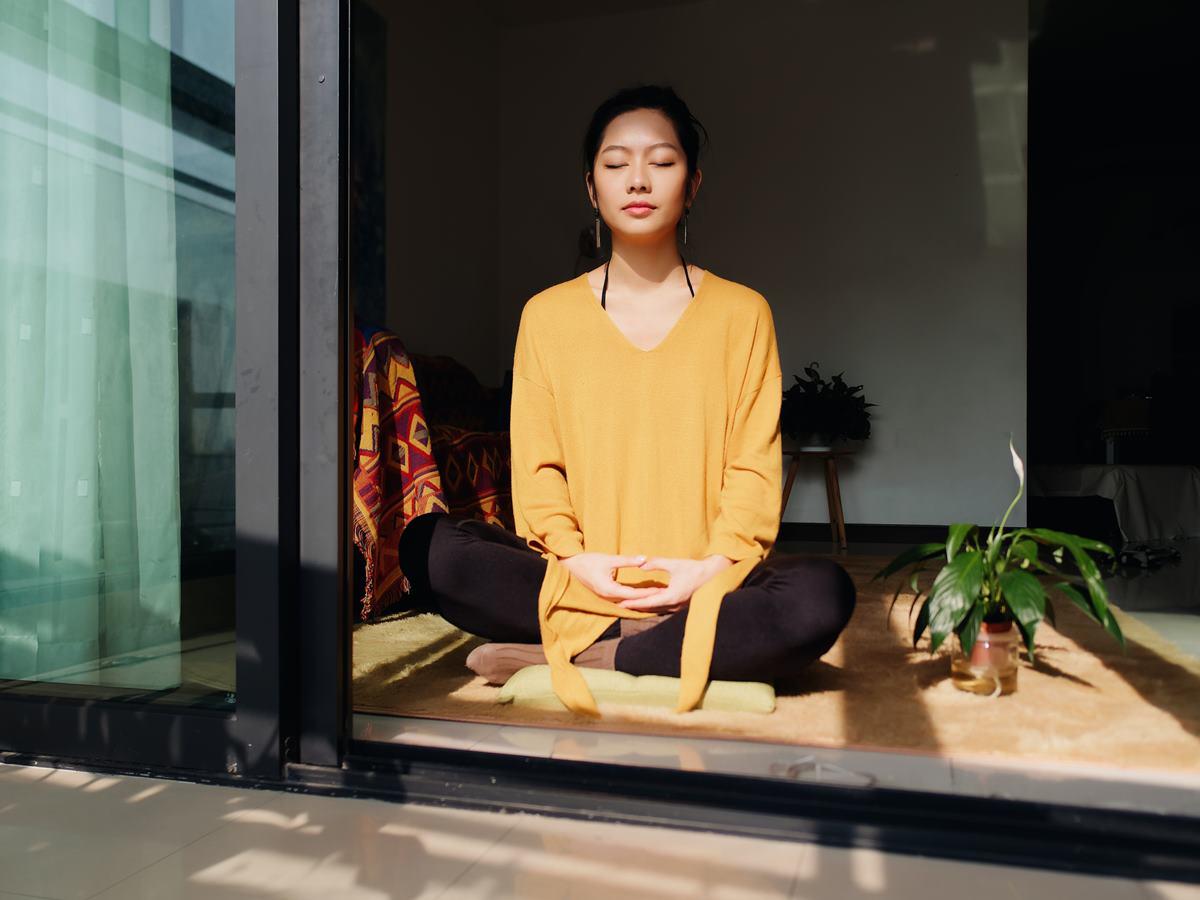 10 ประโยชน์ของการนั่งสมาธิเพื่อสุขภาพ
