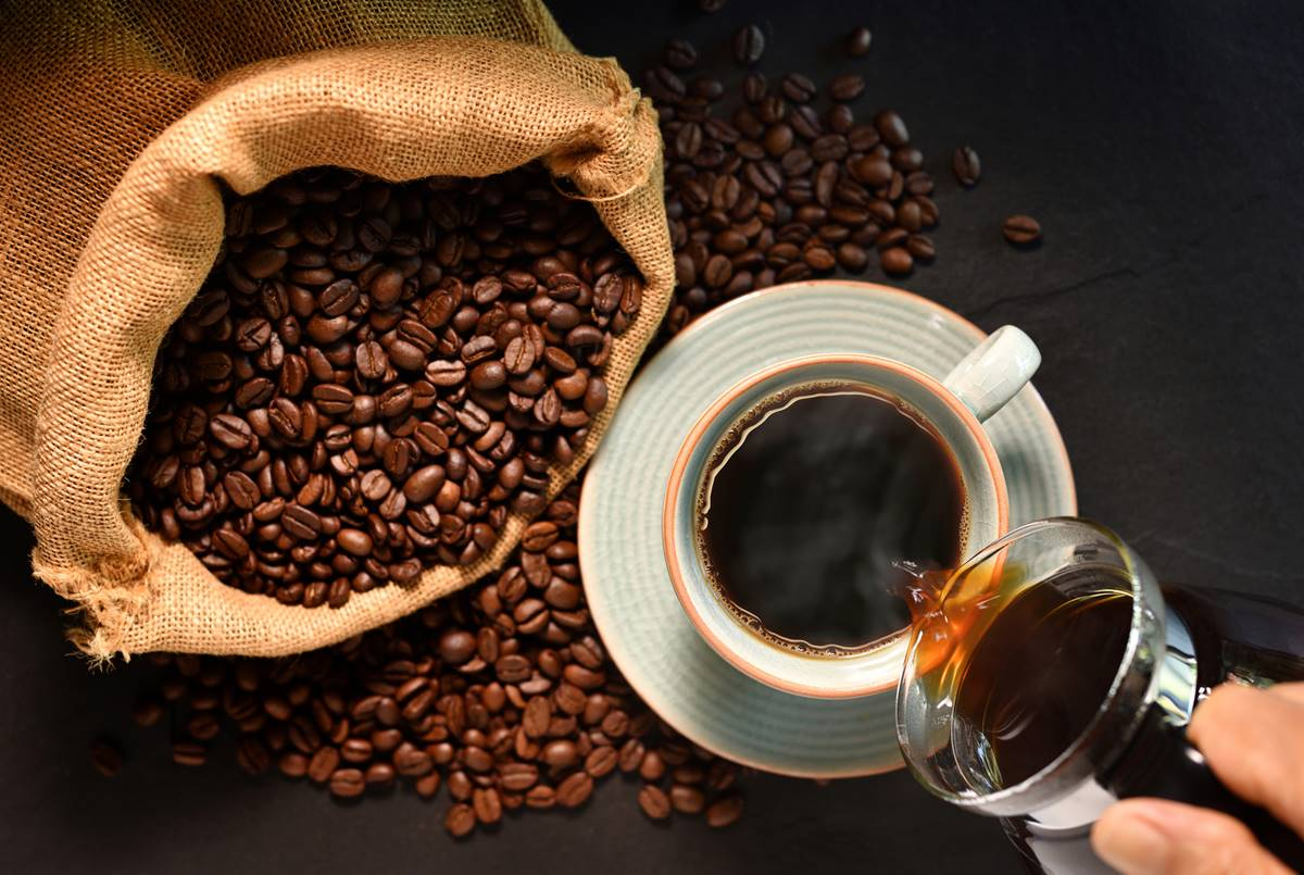5 benefits to drink coffee